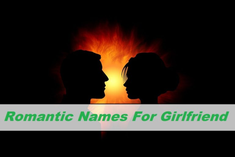 499+ Best Cute Names To Call Your Girlfriend 3