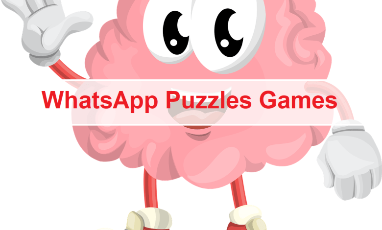 Photo of 70+ [Best] New WhatsApp Puzzles Games {iQ Test}