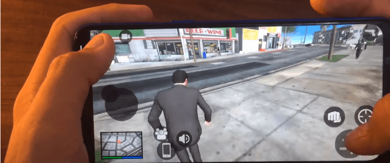 GTA 5 Mobile Screenshots3