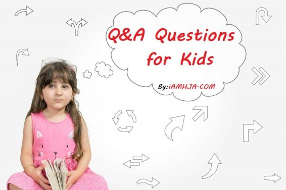 Q and A Questions for Kids