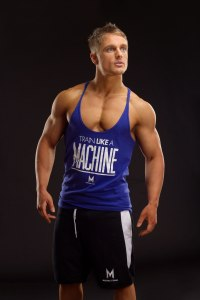 stringer-vest-blue-train-like-a-machine-machine-fitness