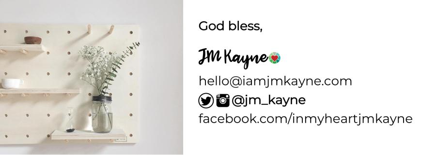 iamjmkayne.com signature 2
