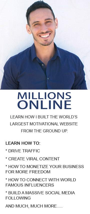 Joel-Brown-Millions-Online