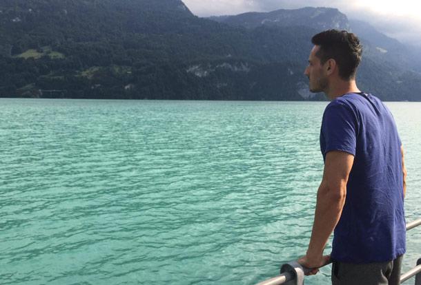 Joel Brown Interlaken Switzerland
