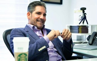 Grant Cardone Million Dollar Habits