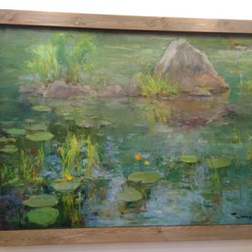 Reminds me of Monet