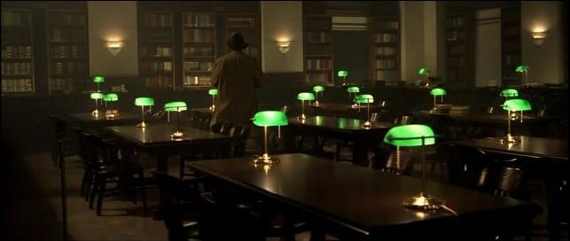 Image result for library scene seven