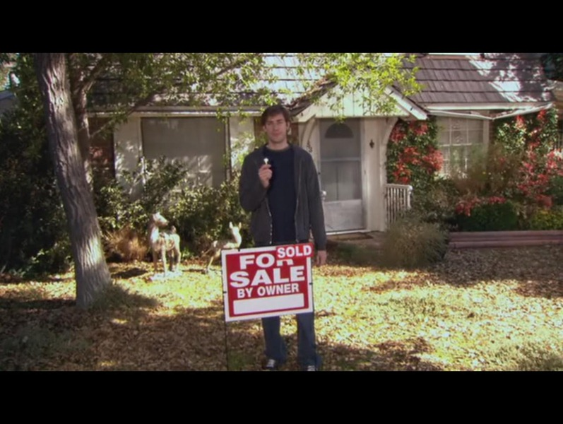 Jim and Pam\'s House from \