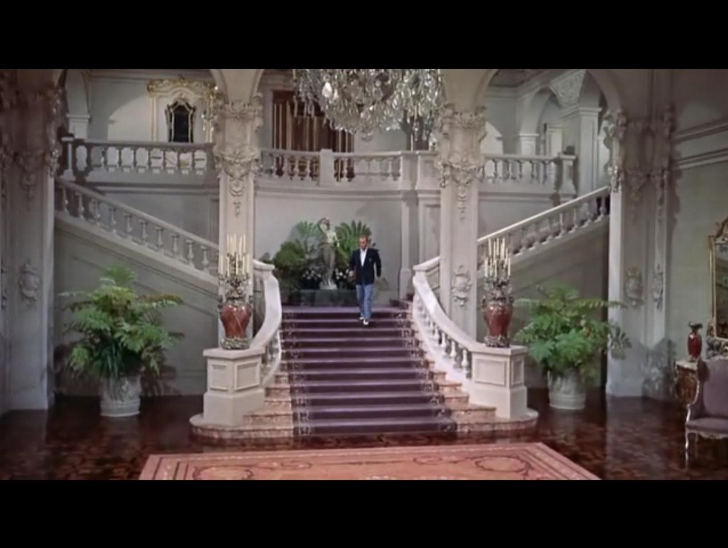 The Kirkeby Mansion From The Beverly Hillbillies Iamnotastalker