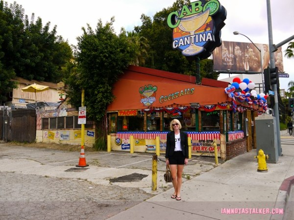 "Cabo Cantina from ""Annie Hall"" 