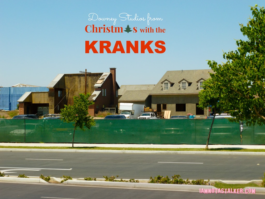 Christmas With The Kranks House.Downey Studios From Christmas With The Kranks Iamnotastalker