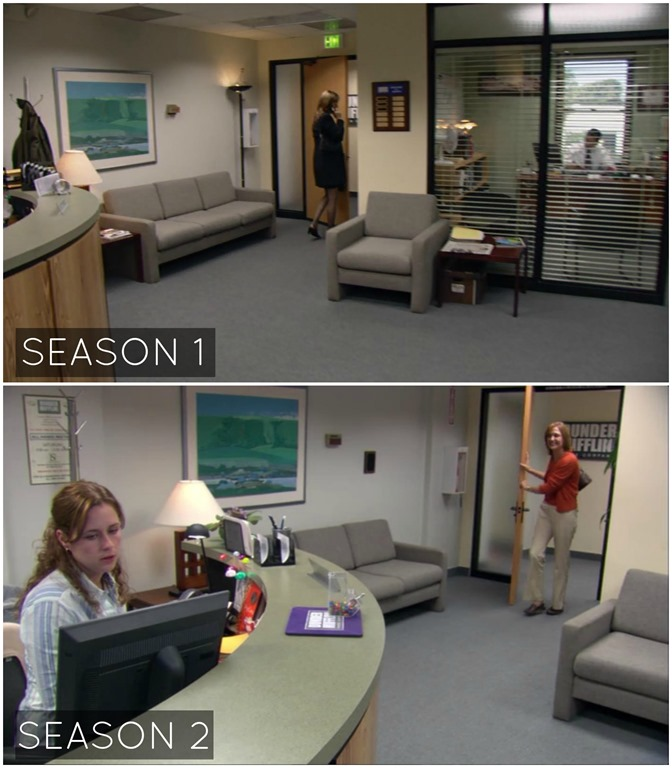 """Scranton Business Park From The First Season Of """"The"""