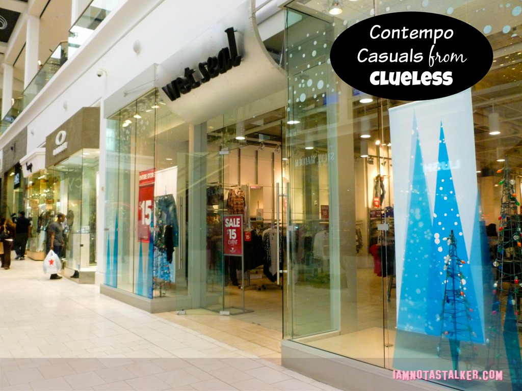 "Contempo Casuals from ""Clueless"" - IAMNOTASTALKER"