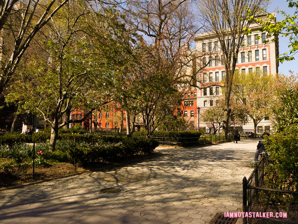 Stuyvesant Square Park From Sex And The City - Iamnotastalker-4365