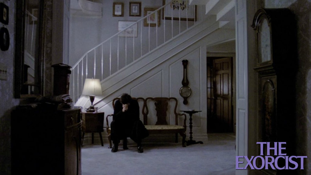 """The Exorcist"""" House and Stairs - IAMNOTASTALKER"""