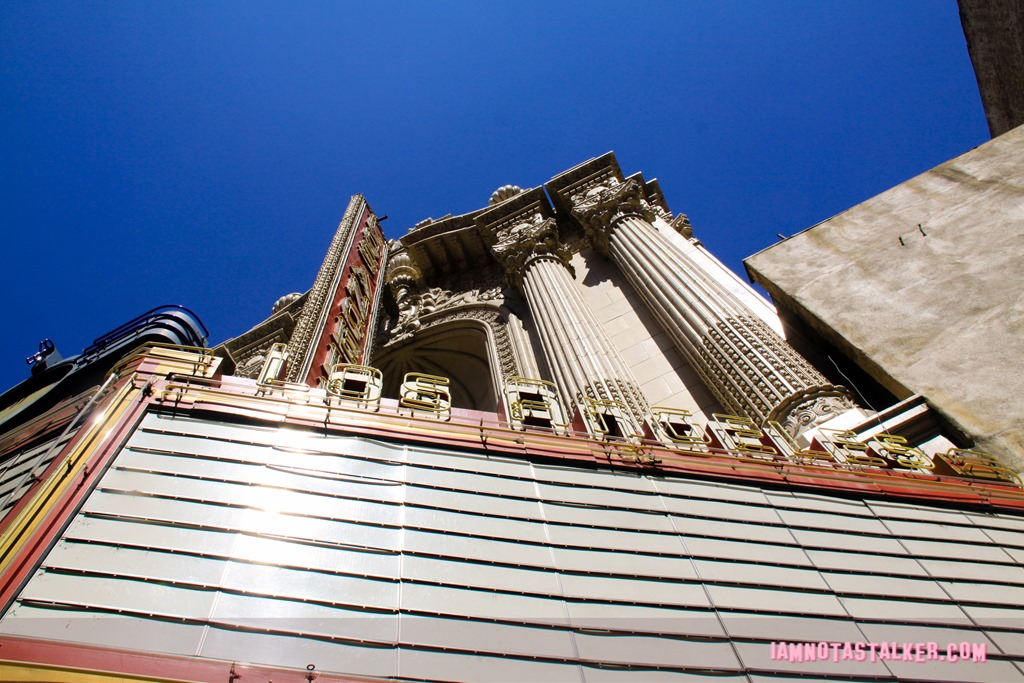 The Los Angeles Theatre Alley From Coyote Ugly Iamnotastalker