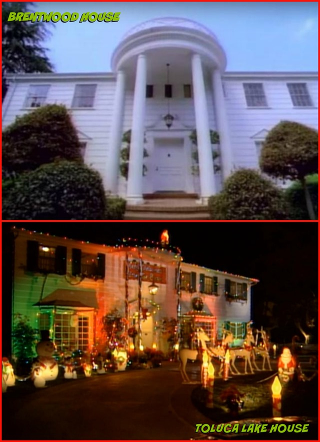 The Fresh Prince Of Bel Air Christmas House Iamnotastalker