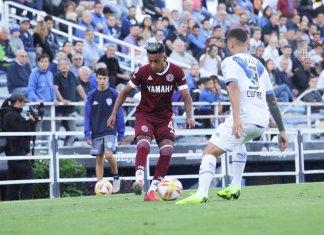 Lanús enfrenta a Vélez