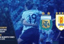 El seleccionado femenino jugará en San Luis