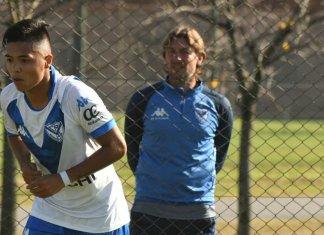 Vélez le gana a Lanús