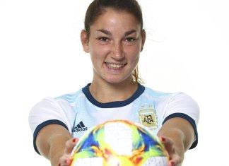 Aldana Cometti palpitó el debut de Argentina en el Mundial