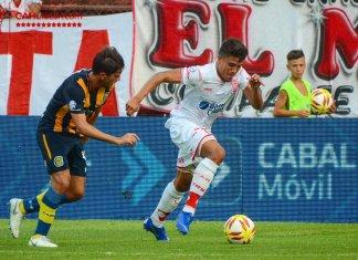 Andrés Roa habló sobre la chance de pasar a Independiente