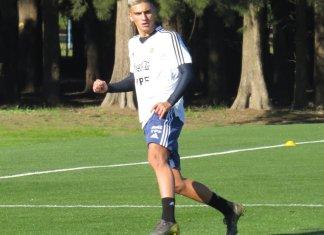 Nicolás Domínguez y su bronca por no ir a los Panamericanos