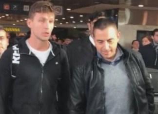 Soldano llegó a Buenos Aires para sumarse a Boca