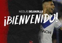 Patronato sumó a Nicolás Delgadillo