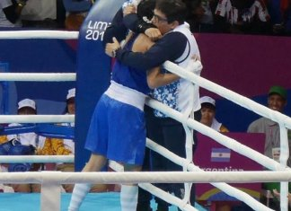 Dayana Sánchez ganó la plata