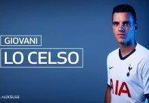 Giovani Lo Celso se sumó a Tottenham