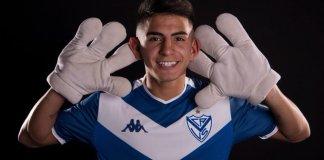 Thiago Almada renovó con Vélez