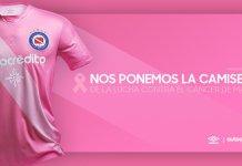 Argentinos se vestirá de rosa contra el cáncer de mama