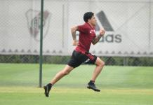 Enzo Pérez vuelve a ser titular