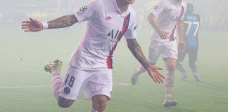 Mauro Icardi marcó para PSG