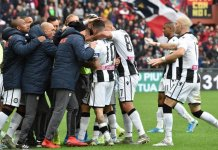 Udinese venció a Genoa