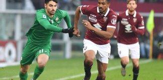 Torino le ganó a Fiorentina