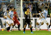 Atlético Tucumán venció a The Strongest