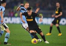 Lazio le ganó a Inter