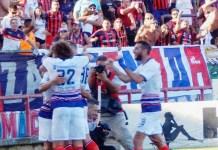 San Lorenzo le gana a Aldosivi