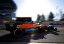 McLaren se retiró de Australia