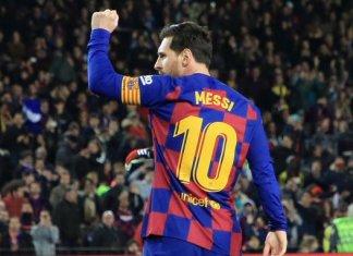 Gol de Lionel Messi