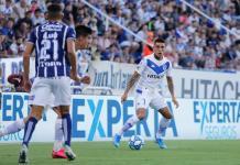Godoy Cruz le gana a Vélez