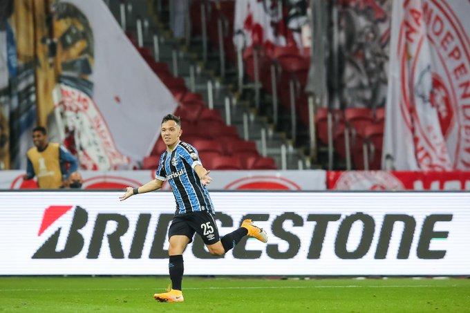 Gremio le ganó a Inter