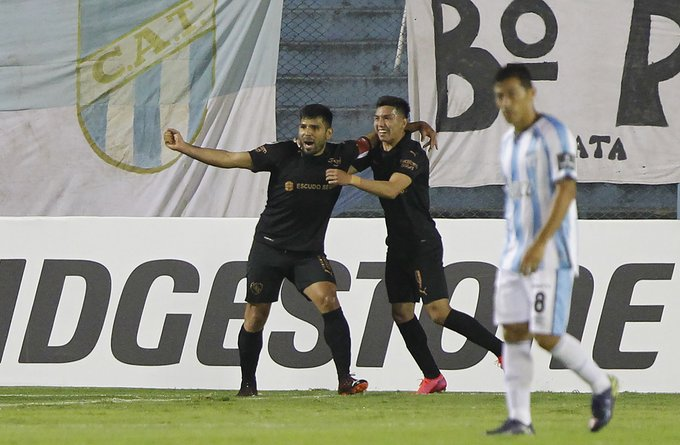 Clasificó Independiente