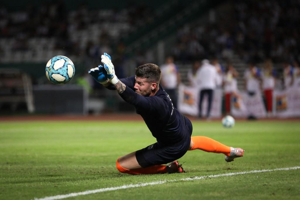 Guido Herrera vuelve a Talleres