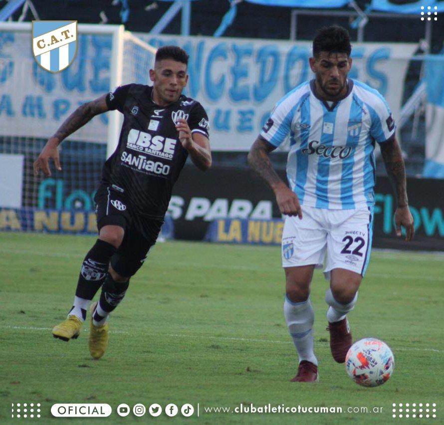 Central Córdoba le ganó a Atlético Tucumán