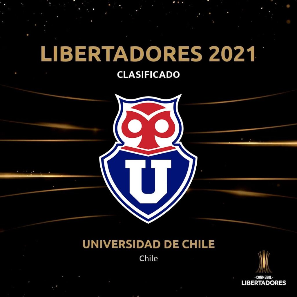 Universidad de Chile clasificó