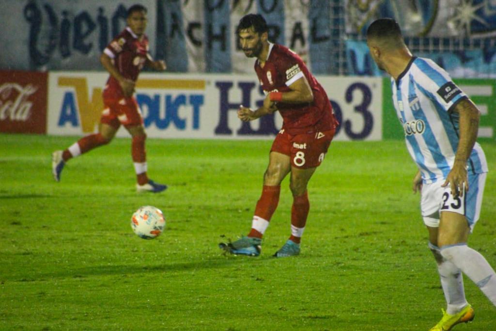 Atlético Tucumán y Huracán empatan