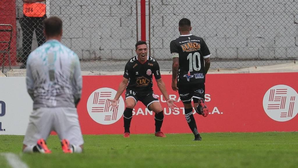 Barracas Central le ganó a Tristán Suárez